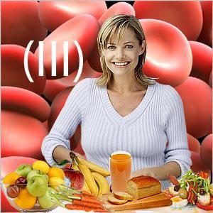 Диета для 3 группы крови (тип В) - Диеты по группе крови