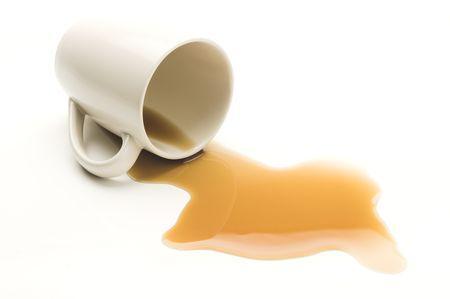 Пятна от кофе вывести в домашних условиях 87