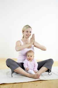 Спорт после родов. Что можно юный маме?