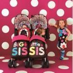 Коляски для двойни - 11 лучших моделей 2014 для Ваших двойняшек