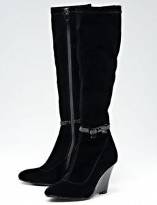 Самые модные сапоги на осень 2012 - 10 лучших моделей