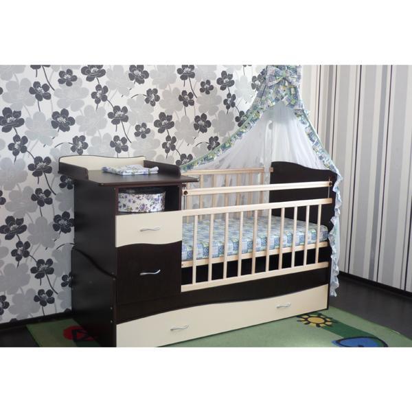 Кроватка-трансформер «