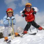 Зимние виды спорта для малышей — какой подойдет Вашему ребенку?