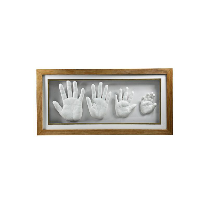 Как сделать слепок руки своими руками
