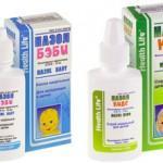 5 лекарственных средств от насморка для детей до 5 лет