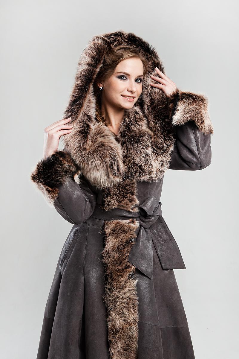 Описание: Тосканская овчина с премиальным покрытием. . Отличная модель для романтичных женщин