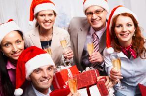 Подарки для коллег к Новому году