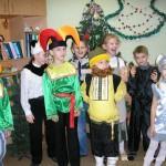 Новогодние костюмчики для школьников своими руками