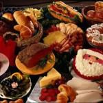 Лучшие праздничные блюда! Меню новогоднего стола 2013