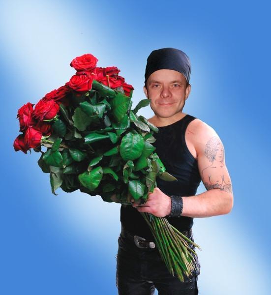В каких случаях принято дарить цветы