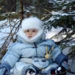 зимние обувь для детей