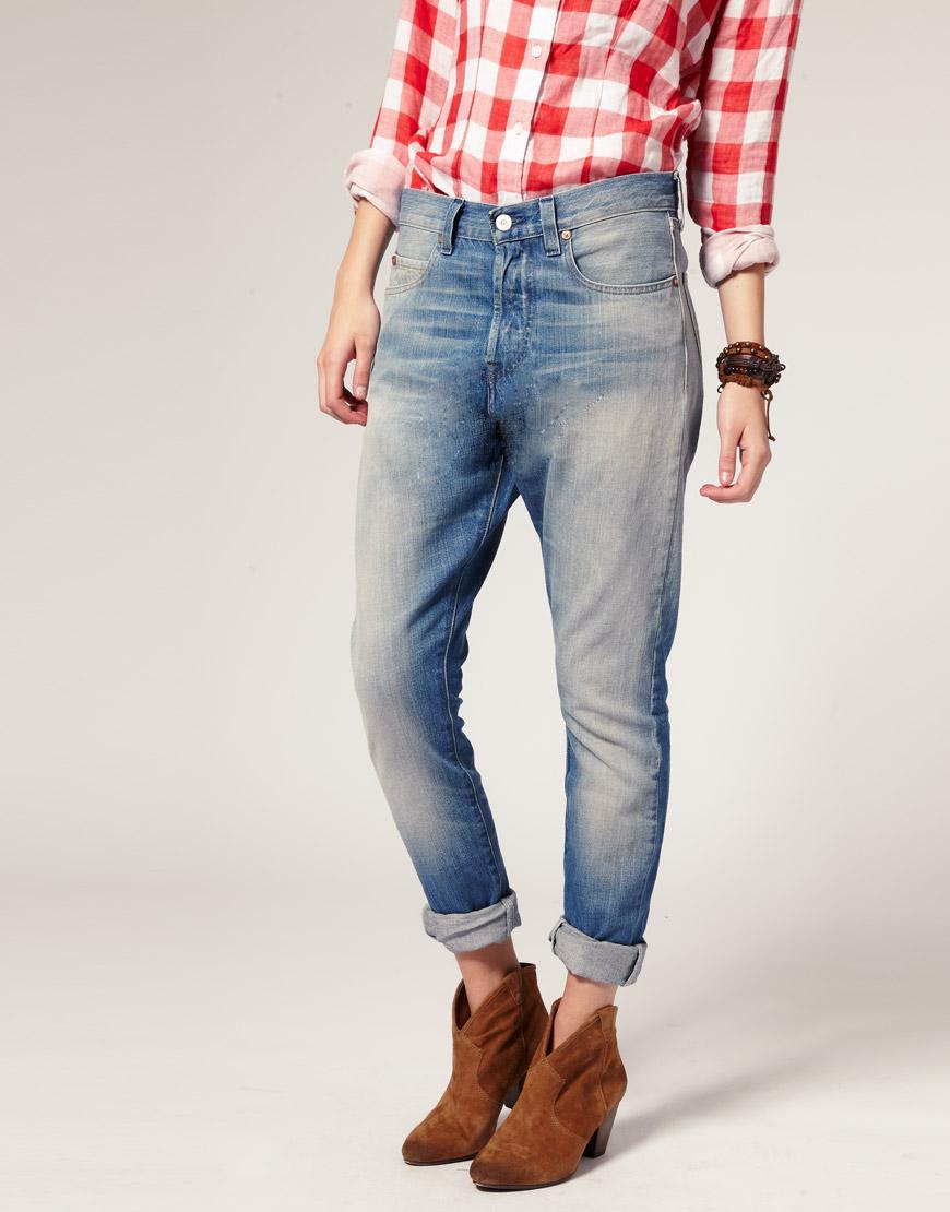 Купить джинсы левайс