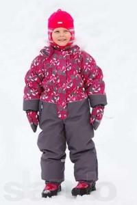 Лучшие комбинезоны для детей на зиму