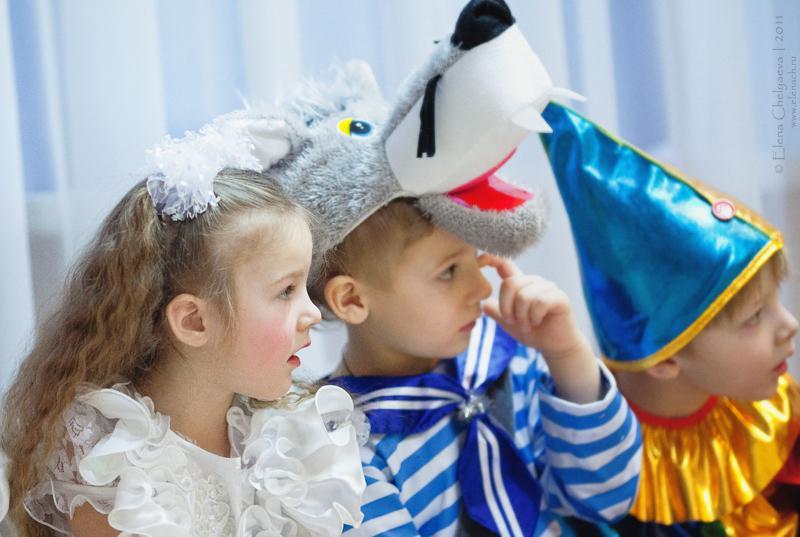 Сценарий дня рождения 3 летнего ребенка