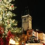 Новогодняя Прага – таинственное средневековье и яркая современность