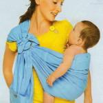 Правда ли, что слинги вредны для детей?