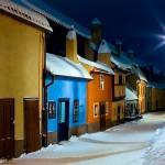 Встречаем Новый год в волшебной и загадочной Праге