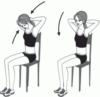 Комплекс упражнений для избавления от второго подбородка