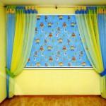 Как выбрать шторы для детской? Что важно, а что нет