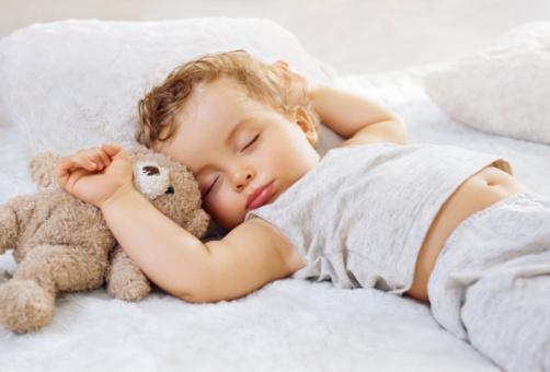 Ребенок плохо стал спать