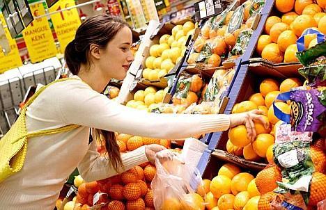 список продуктов с калориями для похудения