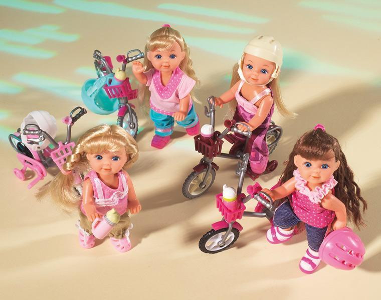 Игрушки на новый год для девочек