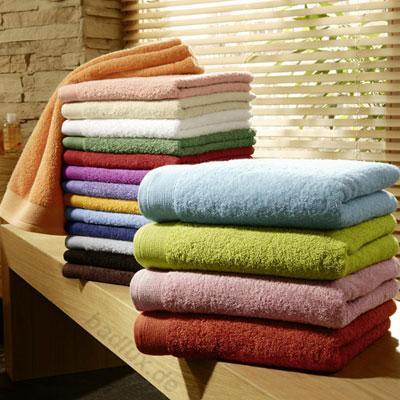 Сколько полотенец должно быть у хорошей хозяйки