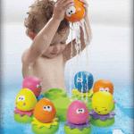 Лучшие развивающие игры для малышей до года