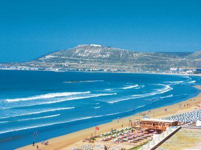 Марокко в апреле - пляжи и серфинг