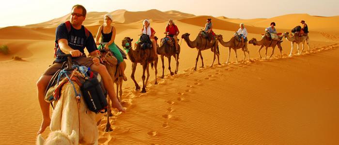 Экскурсии в Марокко в апреле