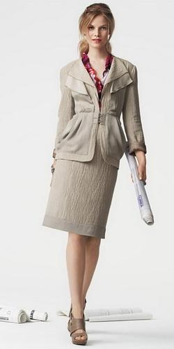 Деловая мода весной-летом 2013