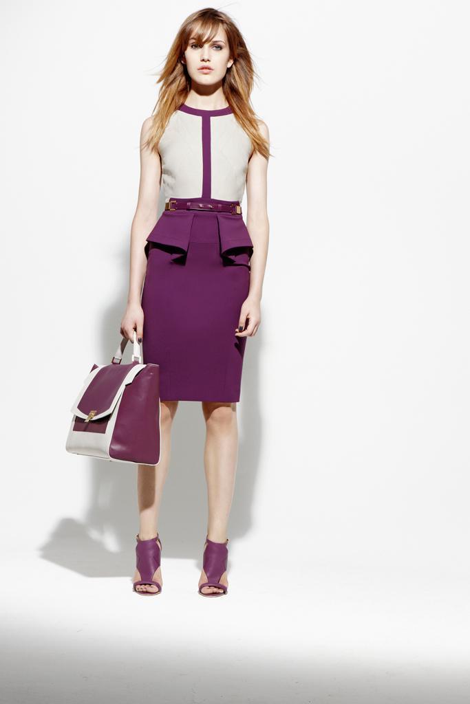 Мода деловой женщины 2013