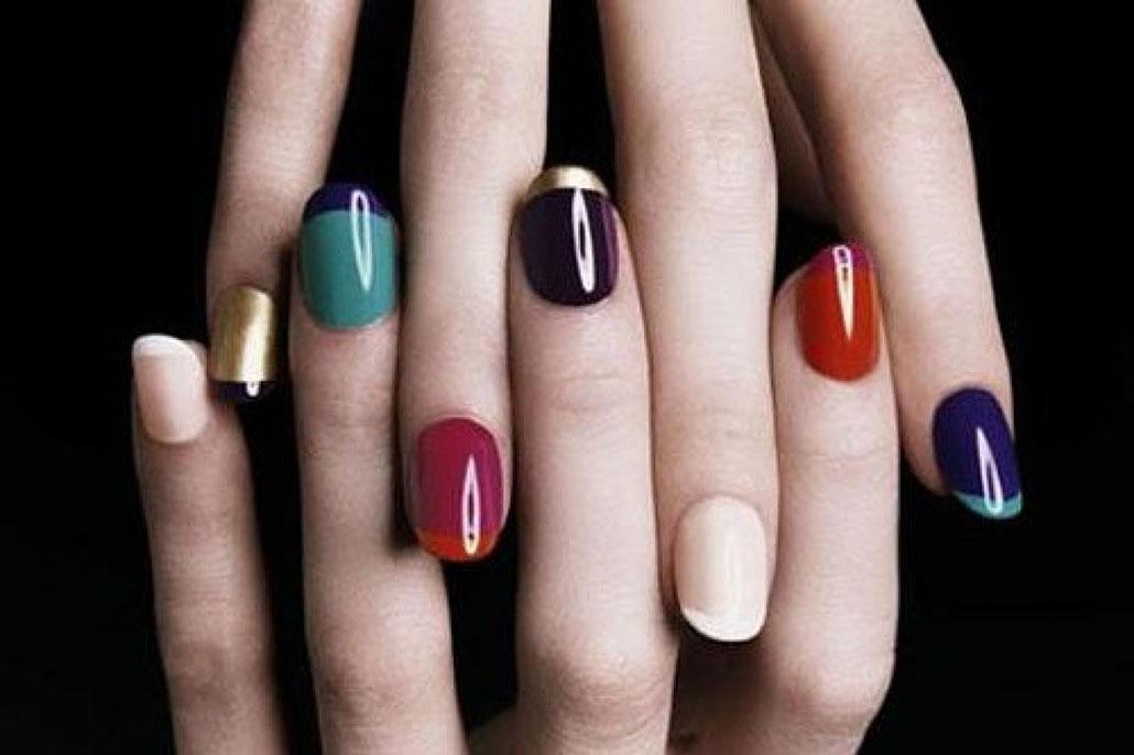 самый модный дизайн ногтей 2012: