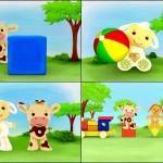 Какие мультики смотреть детям до года