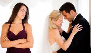 У нас нет детей муж ушел к беременной любовнице