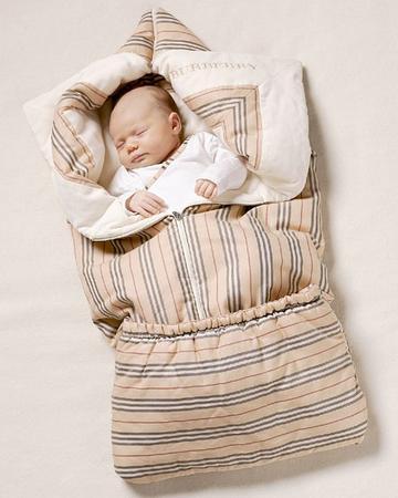 Мешок спальный для новорожденного своими руками