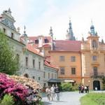 Прага в апреле для отдыха