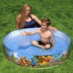 Детский каркасный бассейн