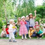 Летний детский сад — как туда попасть? Летние мероприятия в детском саду