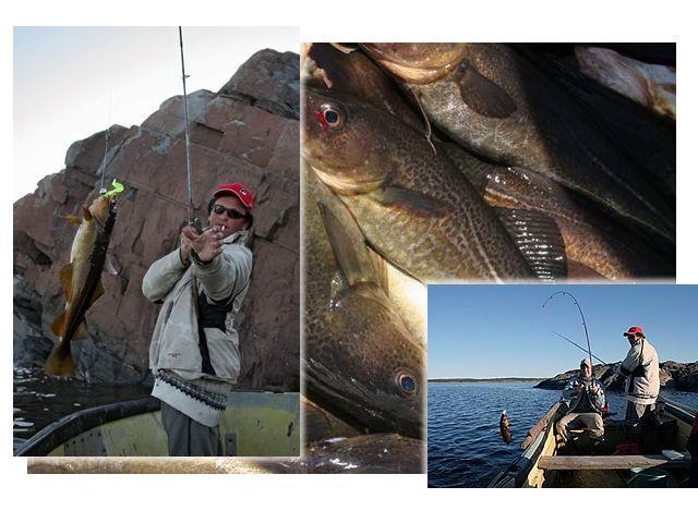 Рыбалка в Карелии в мае