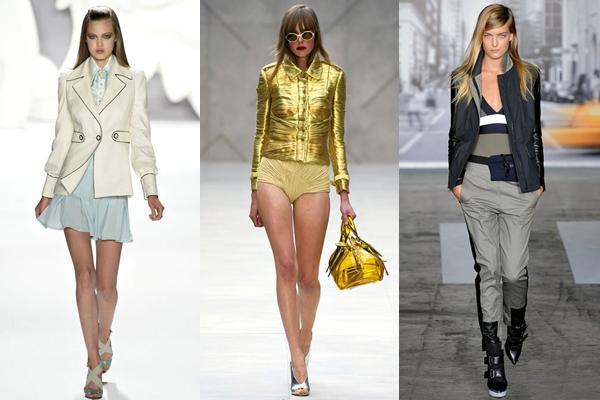 Модные куртки весна 2013 для женщин
