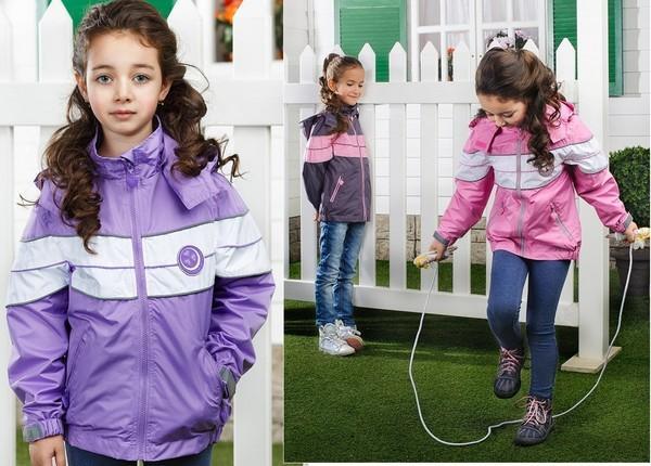 Куртки на весну для детей 2013