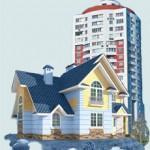 Загородный дом или квартира в городе