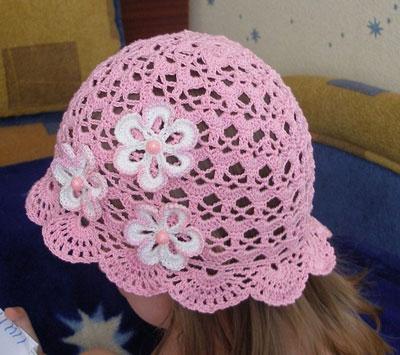 Детские летние шапочки - какую купить мальчику, какую девочке