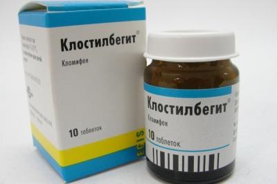 Многим женщинам , жаль, знакома проблема бесплодия или слабой овуляции .  Поэтому , был создан препарат Клостилбегит...