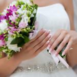 Модные свадебные букеты 2013