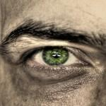 Голубые глаза значение