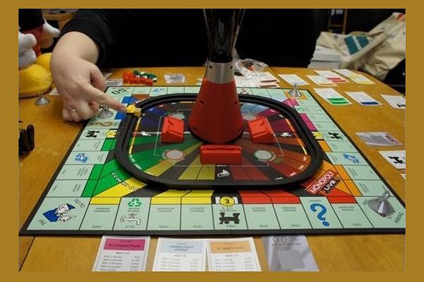 Сделать настольную игру монополия