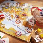 Настольная игра Путешествие по Европе