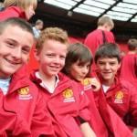 Летняя школа для подростков - Manchester United Soccer Schools